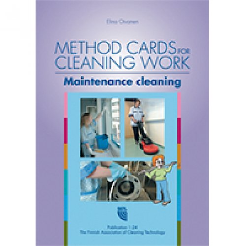 Method Cards for Cleaning Work
