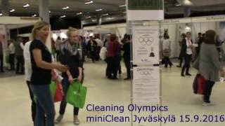 Cleaning Olympics